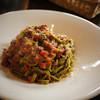 テスタローリ - 料理写真:ランチ、生パスタ(トマトベース)