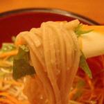 麺麺亭 そば御膳 -
