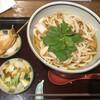Kandaishimatsu - 料理写真:山の幸うどん@700円