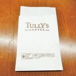 タリーズコーヒー - その他写真:第三世代珈琲としては2番手か?