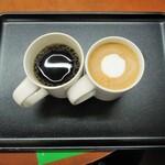 タリーズコーヒー - ドリンク写真:これで食べログも最期になんて思っていましたよ!?