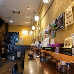 SHINBUSAKIYA - 店内