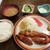 とんかつかつ秀 - 料理写真:えびフライ定食