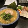 青山焼鳥倶楽部 昼の部 らーめん・つけ麺屋 - 料理写真: