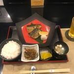 創作料理 櫻 - 本日のお魚定食(税込み1000円)