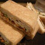 マルチョー - 納豆はさみ焼き