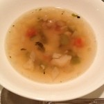 キッチン トーマ・トーマ - スープ