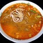 安源楼 - タンタンメン(肉絲担々麺)\840/安源楼(開成店)