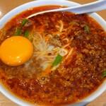 130701418 - 台湾ラーメン生卵入り(税込902円)