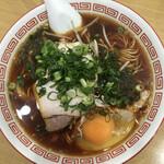 スター食堂 - 『中華そば(玉子入り)  650円なり』