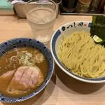 つじ田 - 濃厚つけ麺+豚崩し(900円+EPARKクーポン)