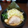 壱壱家 - 料理写真:ネギラーメン800円。