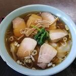 豊来軒 - 料理写真:チャーシューワンタンメン