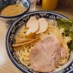 秋葉原つけ麺 油そば 楽 - ♦︎つけ麺 ¥890