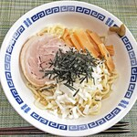 東京麺珍亭本舗 - 油そば+柚子胡椒