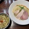 NAKAGAWA わず - 料理写真:昆布水つけ麺¥900