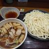 手打麺THE・うどん 大 - 料理写真:肉汁うどん(913円) _2020-05-25
