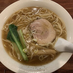 中華そば ほんこん - 料理写真:中華そば