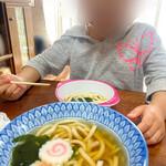 こんぶの岩崎 - 喜んで食べる風太2号と3号