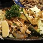 季作 - サラダ♪