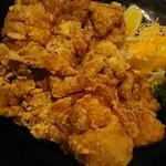 季作 - 鶏の唐揚げ♪