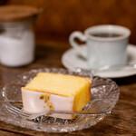 きんせ旅館 - 料理写真:レモンケーキ、ブラジル