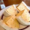 タロ コーヒー - 料理写真:厚焼き玉子サンド