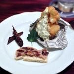 ブルーカナリヤ - 料理はこちらの一皿