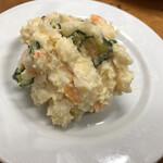 多け乃 - ・ポテトサラダ(サービス)