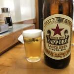 多け乃 - ・サッポロラガービール