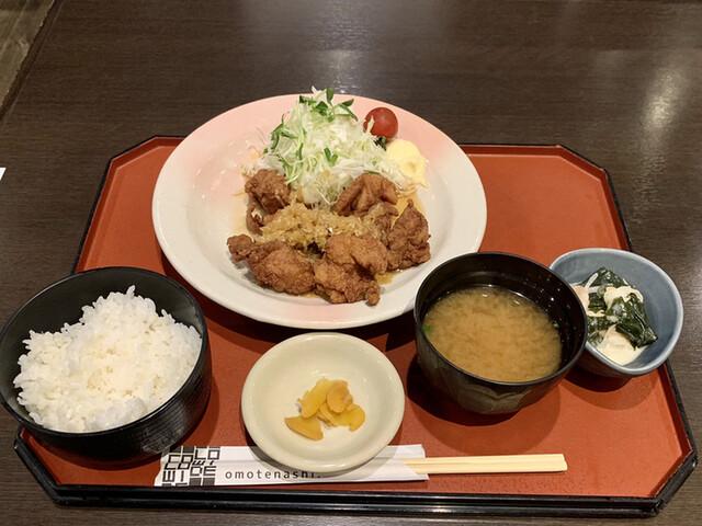 北の味紀行と地酒 北海道 東京オペラシティ店の料理の写真