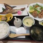 湯田 - 週替わり定食950円