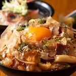 魚匠庵 - 料理写真:6月限定 海鮮づけ丼