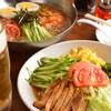 台湾料理千客萬来 - 料理写真:夏季限定の、冷やし中華&韓国冷麺もはじめました!