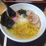 ラーメンの松喜 - 料理写真:塩ラーメン