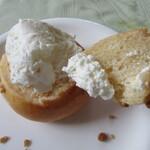 ドラゴーネ - ムース状のチーズクリームが美味しい