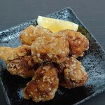 彩鶏 - 唐揚げ