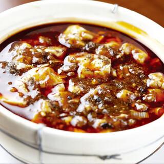 本場中国の豆板醤使用!辛旨な味わいが大人気の麻婆豆腐
