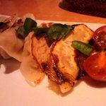 慶楽 - 完熟トマト&バジル♪です!