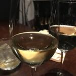 オステリア バーヴァ - ワインと、ジュース