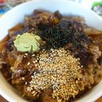 和食 縁 蕎麦切り - 近江の牛めし