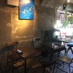 Keyaki cafe - 客席一部