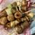 やきとり竜鳳 - 料理写真:ねぎま2本、つくね、ぼんじり、豚レバー。
