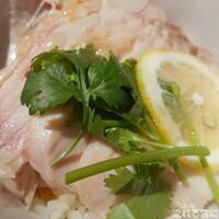 ザ・フレンチ・トースト・ファクトリー-東京鶏飯(ジンジャーチキンライス)