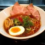 フカクサ製麺食堂 - 料理写真:鶏醤油ラーメン