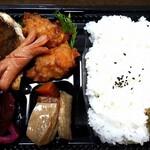 やきとり 戎 - 本日のお弁当 500円