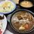 松屋 - 料理写真:「ごろごろ創業ビーフカレー生野菜セット」890円也。税込。