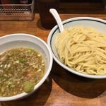 めいげんそ - 料理写真:塩つけ麺大盛り