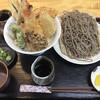 隠れ庵 - 料理写真:天丼セット