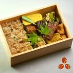 ゆば料理 東山ゆう豆 - おばんざい弁当